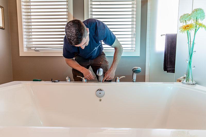 Plumbing services Calgary