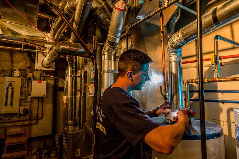 Calgary boiler repair