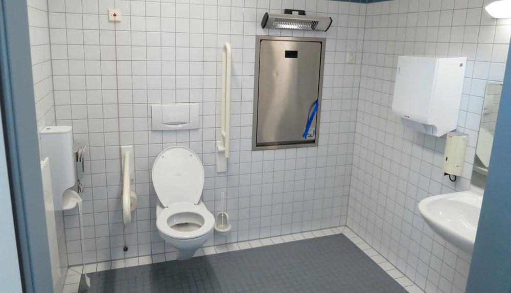 Barrier Free Washroom Calgary