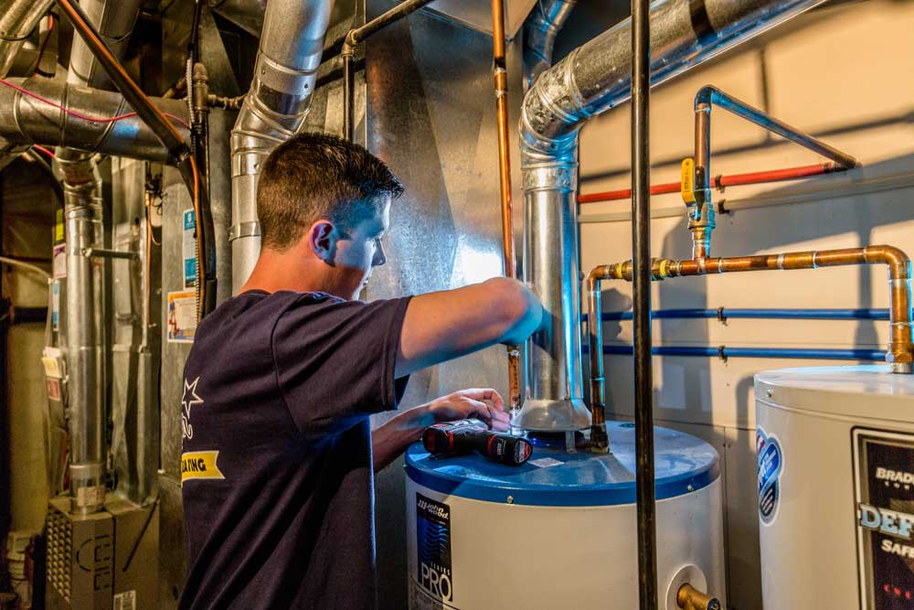 is a tankless water heater right for your home? | lone star plumbing