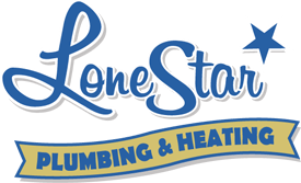 Lone Star Plumbing & Heating Logo