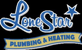 Lone Star Plumbing & Heating Logo